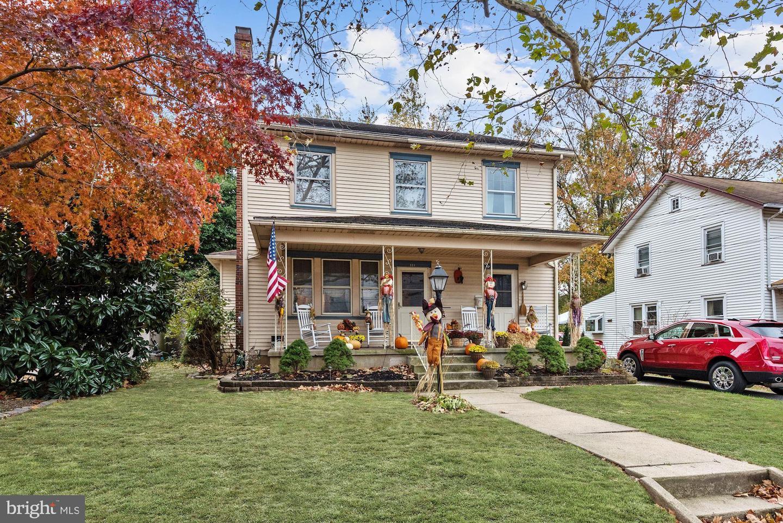Duplex Homes för Försäljning vid Delanco, New Jersey 08075 Förenta staterna