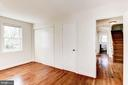 1 of 3 main level bedrooms - 10 HIGH ST, ROUND HILL