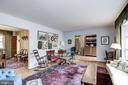 Living Room - 4018 N STAFFORD ST, ARLINGTON