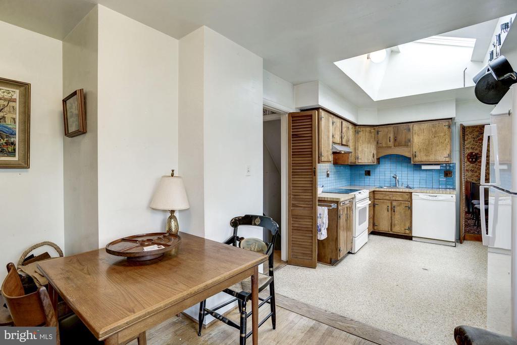Family Room / Kitchen - 4018 N STAFFORD ST, ARLINGTON