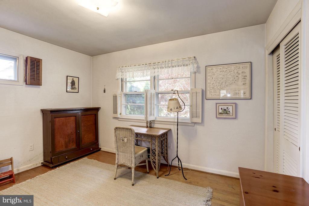 Third Bedroom - 4018 N STAFFORD ST, ARLINGTON