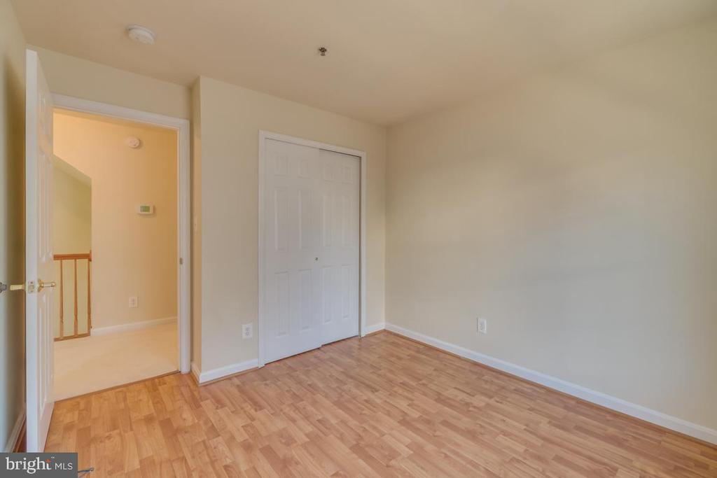 Bedroom 3 - 7750 MILFORD HAVEN DR #50D, LORTON
