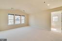 Spacious Master Bedroom - 7750 MILFORD HAVEN DR #50D, LORTON