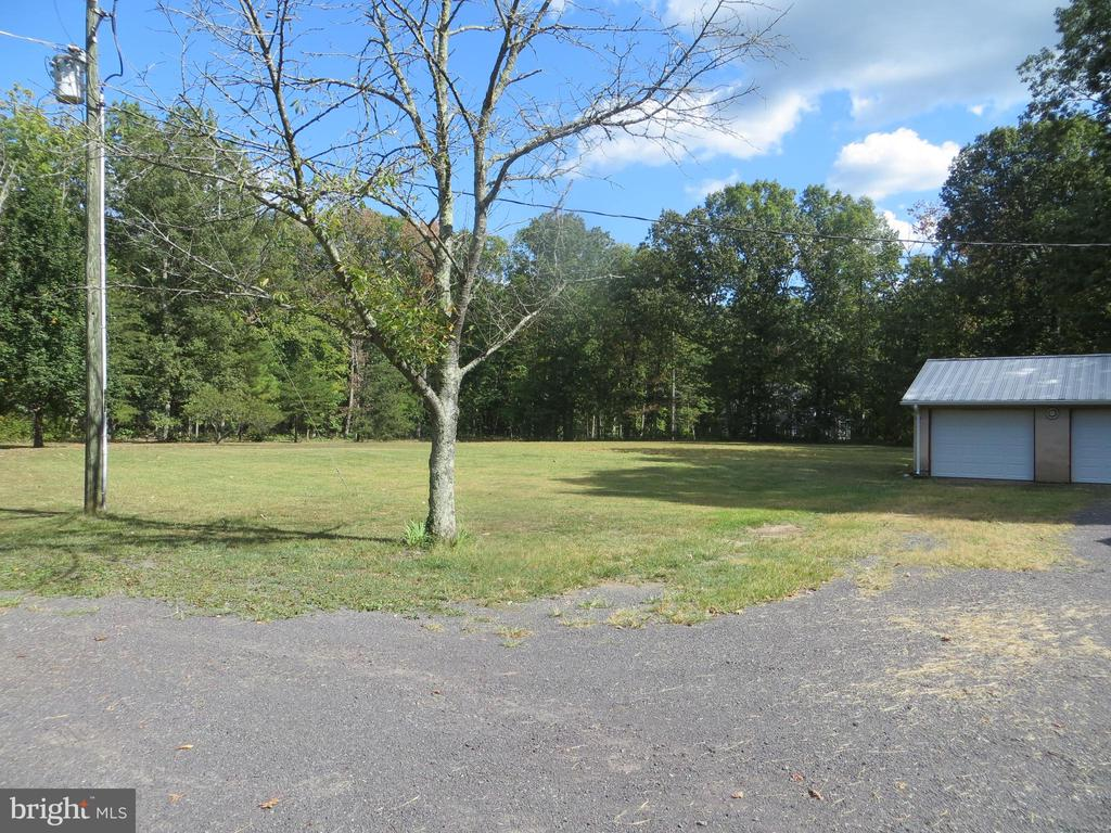 rural setting - 11516 ORANGE PLANK RD, SPOTSYLVANIA