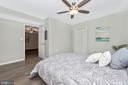 Master Bedroom - 11920 LIBERTY RD #103B, LIBERTYTOWN