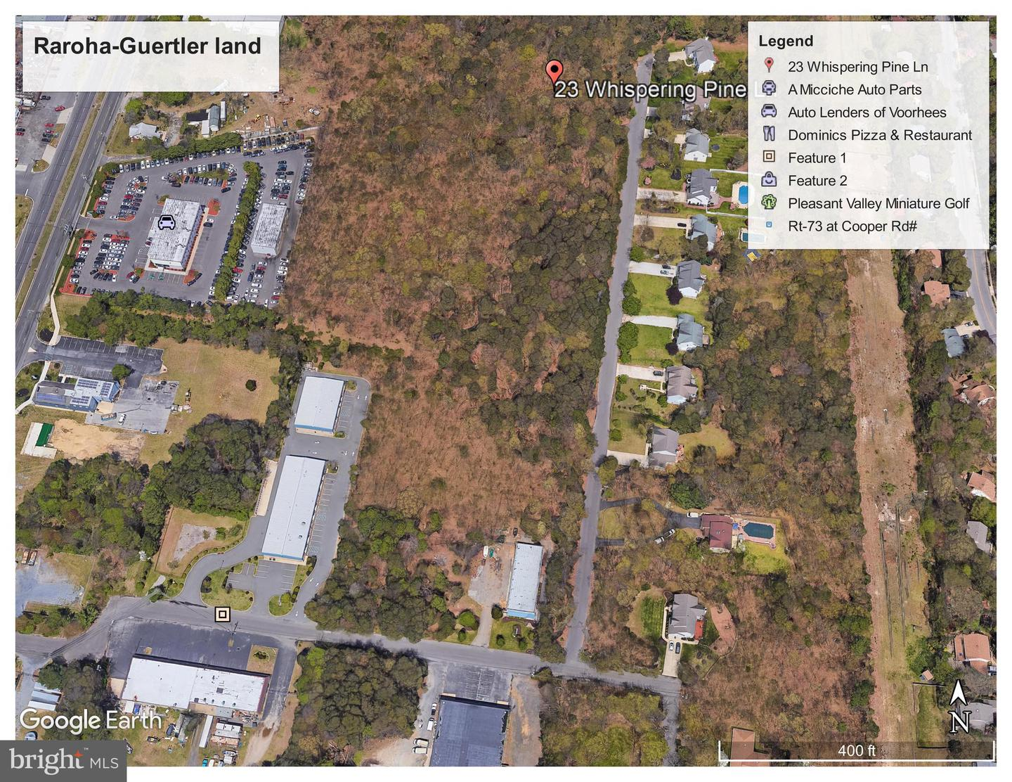 Land for Sale at Voorhees, New Jersey 08043 United States