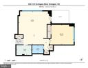 Floor Plan - 1121 ARLINGTON BLVD #430, ARLINGTON