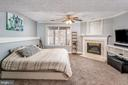 Second master on LL with fireplace - 35486 WILDERNESS SHORES WAY, LOCUST GROVE