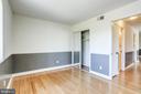 Bedroom 2 - 1931 N CLEVELAND ST #501, ARLINGTON