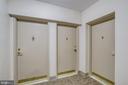 Doorway to 501 - 1931 N CLEVELAND ST #501, ARLINGTON