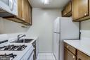 Kitchen - 1931 N CLEVELAND ST #501, ARLINGTON