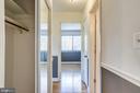 Hallway/2nd Bedroom - 1931 N CLEVELAND ST #501, ARLINGTON