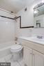 Bathroom - 1931 N CLEVELAND ST #501, ARLINGTON