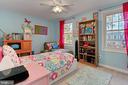 Bedroom #3  is spacious - 9924 MANET RD, BURKE