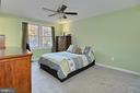 Plenty of room for your furniture - 9924 MANET RD, BURKE
