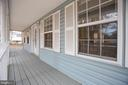 Front Porch view - 12705 PELHAM DR, SPOTSYLVANIA