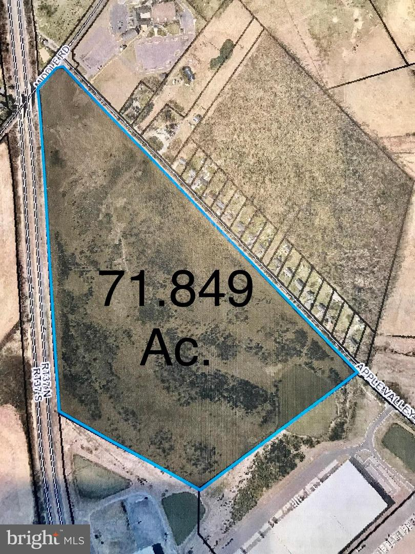 Land voor Verkoop op Winchester, Virginia 22602 Verenigde Staten