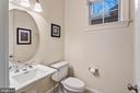 Powder Room - 5119 CATHEDRAL AVE NW, WASHINGTON