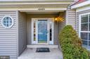 Beautiful entrance - 46489 DANFORTH PL, STERLING
