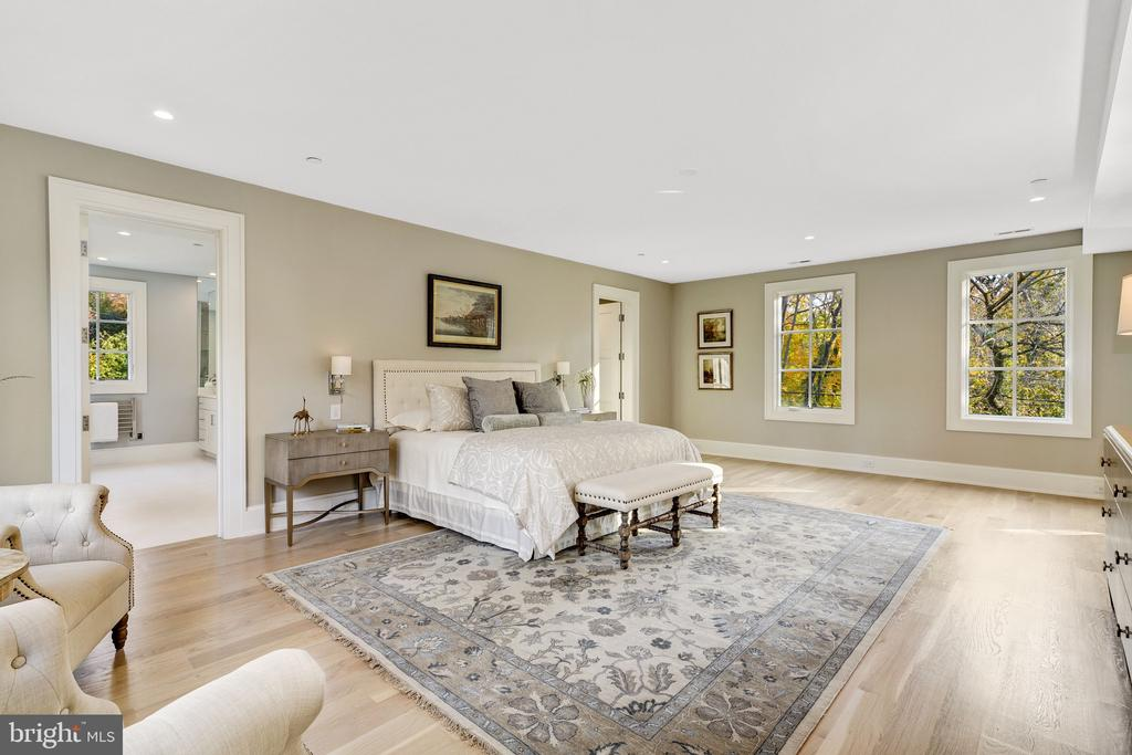 Master Bedroom - 3113 ALBEMARLE ST NW, WASHINGTON
