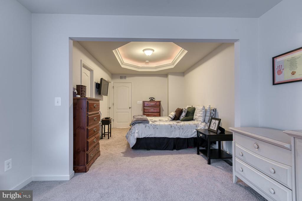 Master Bedroom - 104 GERMANNA WAY #12, STAFFORD
