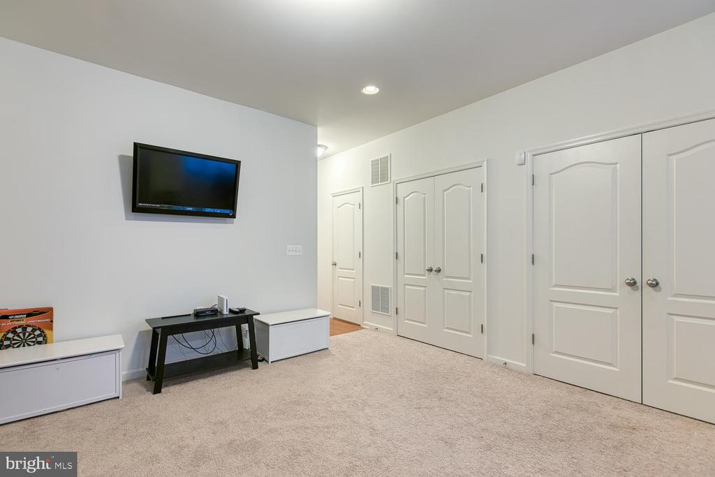 Basement - 104 GERMANNA WAY #12, STAFFORD