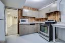 Functional lower level kitchen. - 6017 ELMENDORF DR, SUITLAND