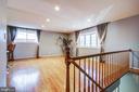 Main level living room. - 6017 ELMENDORF DR, SUITLAND
