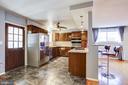 Kitchen. - 6017 ELMENDORF DR, SUITLAND