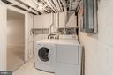 Washer/Dryer/New HVAC/New Water Heater - 4118 36TH ST S #A1, ARLINGTON