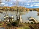 View over Stoney Creek with Private Pier. - 845 S SHORE DR, GLEN BURNIE