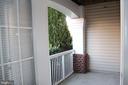 cozy balcony - 42496 MAYFLOWER TER #101, BRAMBLETON