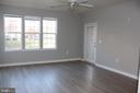 Living room with lots of  natural lights - 42496 MAYFLOWER TER #101, BRAMBLETON