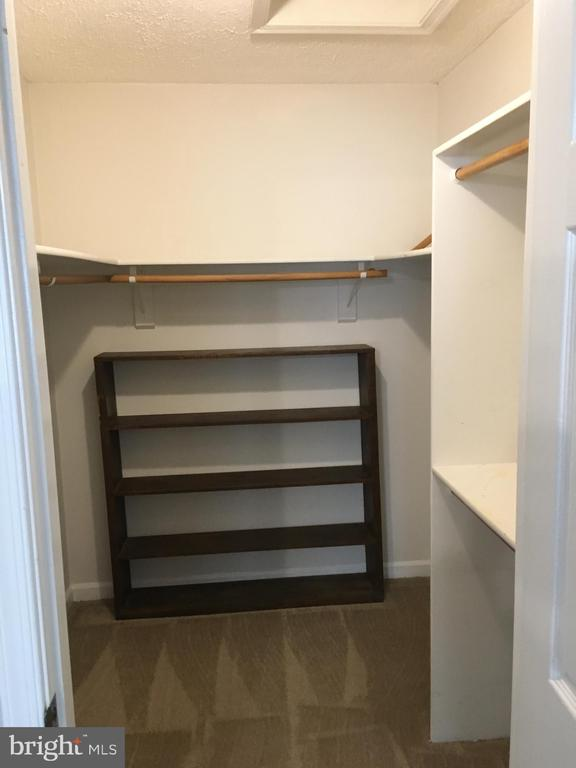 Walk in closet #2 in Master - 108 INDIAN HILLS RD, LOCUST GROVE