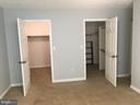 Side by side walk in closets - 108 INDIAN HILLS RD, LOCUST GROVE