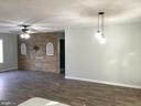 You will love these updated floors and lights! - 108 INDIAN HILLS RD, LOCUST GROVE