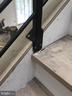 Stair rail - detail - 114 TAPAWINGO RD SW, VIENNA