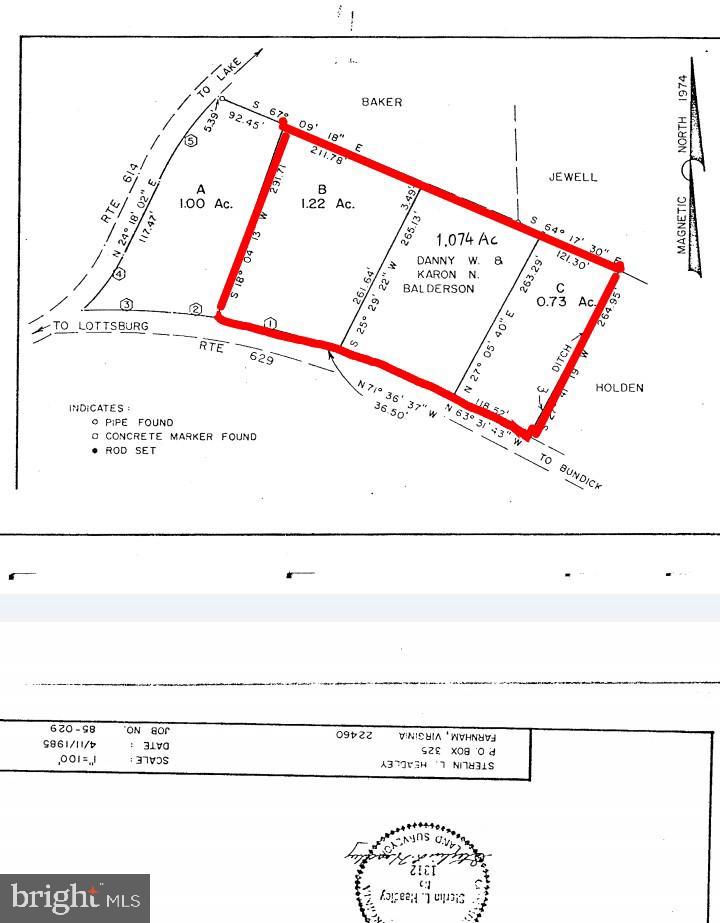 Single Family Homes voor Verkoop op Lottsburg, Virginia 22511 Verenigde Staten