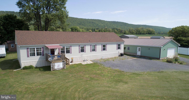 Single Family Homes για την Πώληση στο 138 W MOUNTAIN Road Hegins, Πενσιλβανια 17938 Ηνωμένες Πολιτείες
