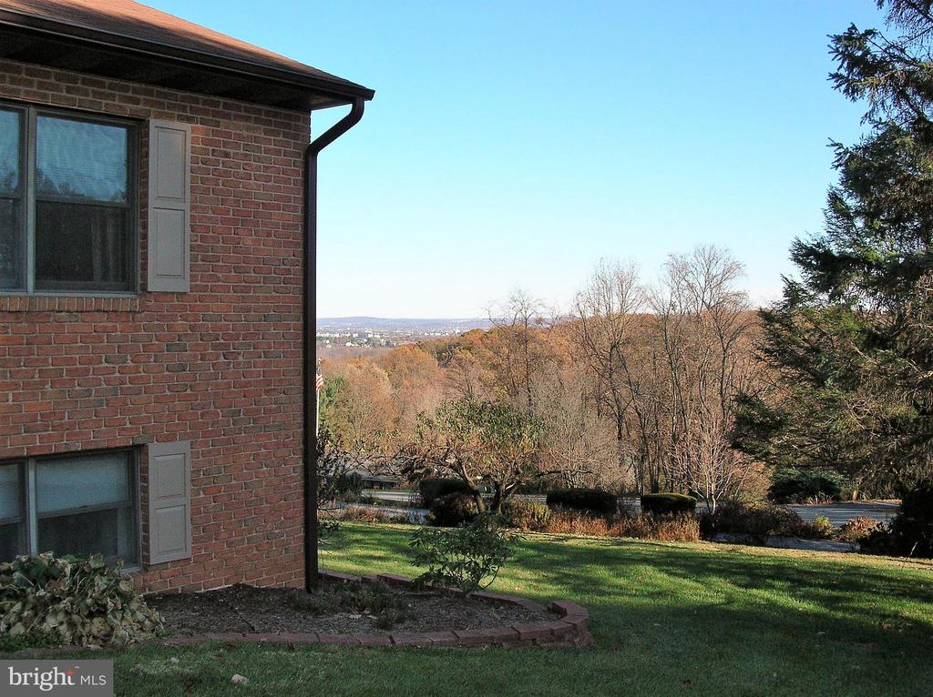 Beautiful view from the front lawn - 4970 FLOSSIE AVE, FREDERICK