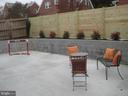 Fenced in back yard - 1438 MONTANA AVE NE, WASHINGTON