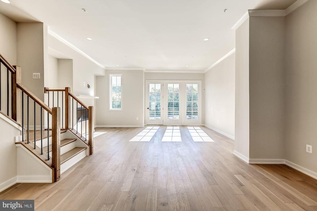 Smith Dining Room & Great Room - 11716 PAYSONS WAY, RESTON