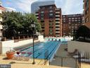 Resort style pool - 1021 ARLINGTON BLVD #1044, ARLINGTON