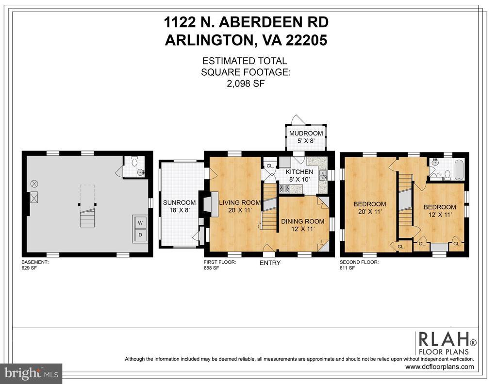 - 1122 N ABERDEEN ST, ARLINGTON