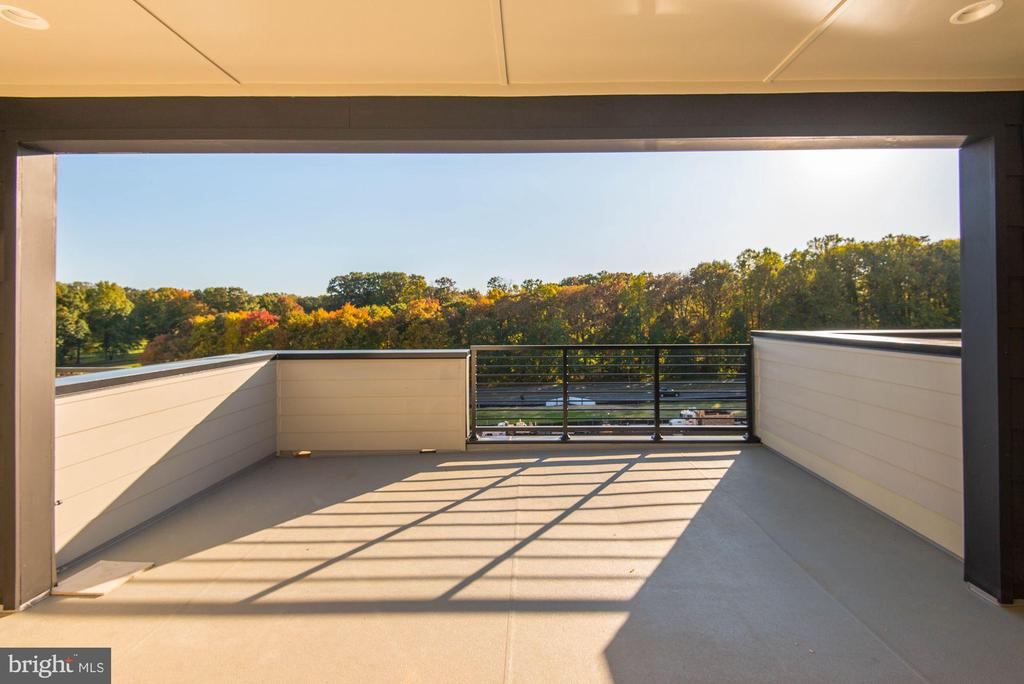 Smith Roof-Top Terrance - 11718 PAYSONS WAY, RESTON