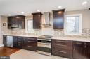 You'll love everything about this kitchen - 416 WILDERNESS DR, LOCUST GROVE