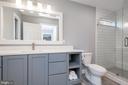 Separate vanities are a bonus - 416 WILDERNESS DR, LOCUST GROVE
