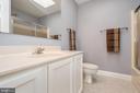 Upper  level full bath - 416 WILDERNESS DR, LOCUST GROVE