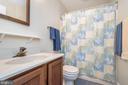 Lower level full bath - 416 WILDERNESS DR, LOCUST GROVE