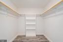 Massive master closet - 416 WILDERNESS DR, LOCUST GROVE